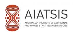 Logo for AUSTRALIAN INSTITUTE OF ABORIGINAL AND TORRES STRAIT ISLANDER STUDIES (AIATSIS)