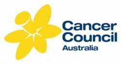 Logo for CANCER COUNCIL AUSTRALIA