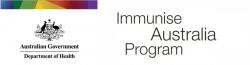 Logo for IMMUNISE AUSTRALIA PROGRAM