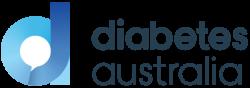Logo for DIABETES AUSTRALIA
