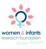 Logo for Women's and Infants Research Foundation Western Australia